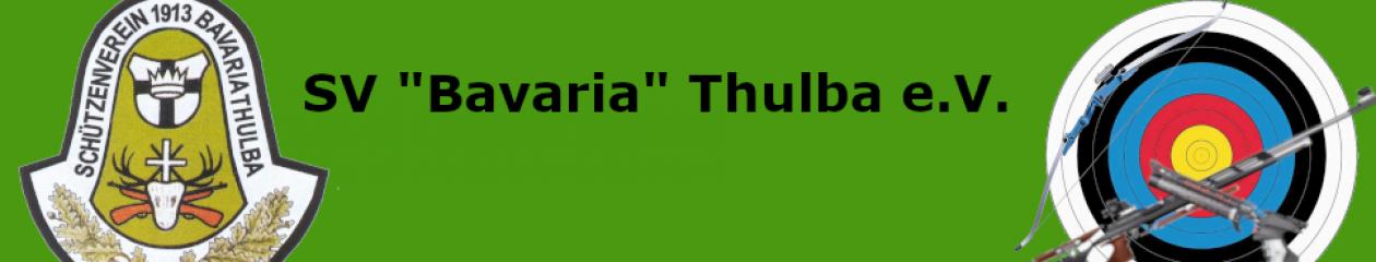 """Schützenverein """"Bavaria"""" Thulba e.V."""